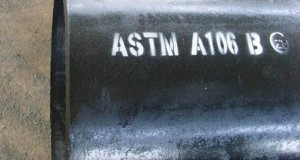 ASTM Standards for steel pipes