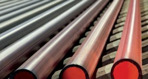 Hot-rolled seamless steel tube