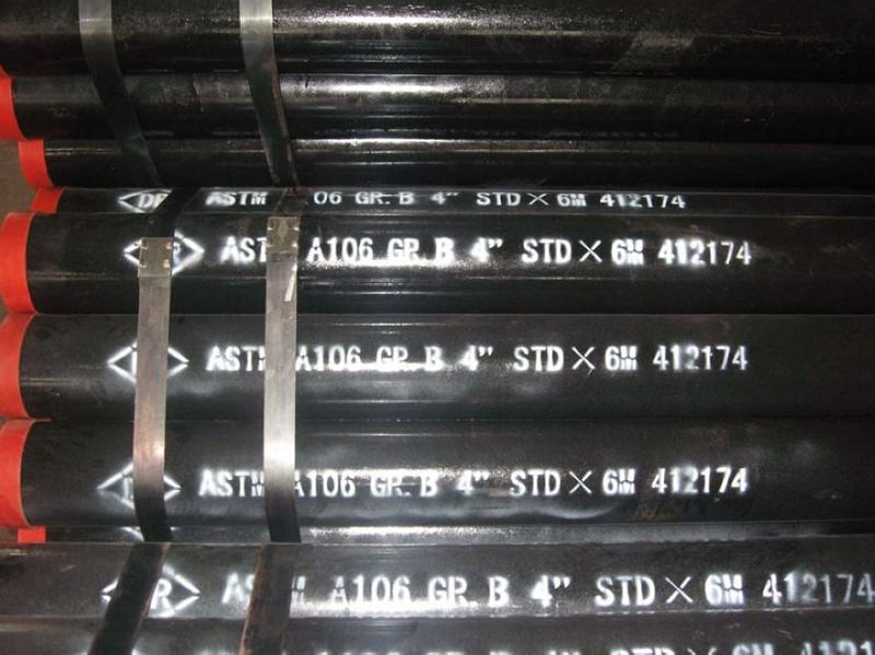 What is ASTM A106 gradeB steel pipe?