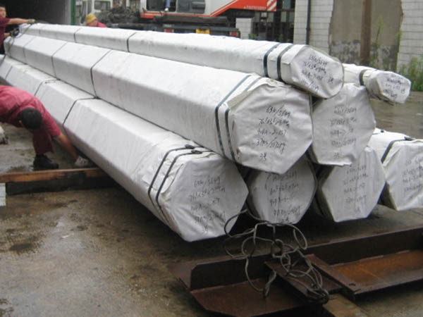ASTM A210 Seamless Tubes