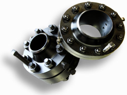Types of Flanges for Heat Exchangers