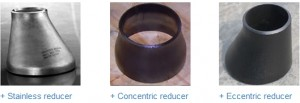Length of reducers