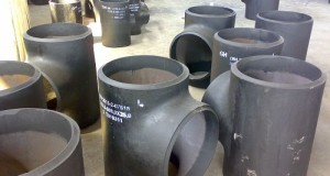 MSS SP75 WPHY 46 Pipe Fitting
