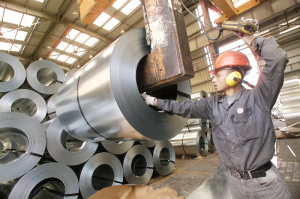 Government considering raising energy prices for steel factories