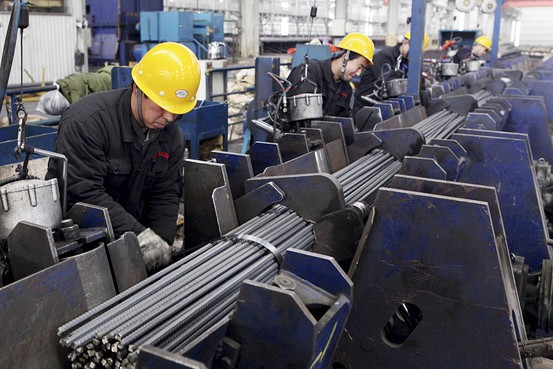 China Considers Opening Up Its Steel Industry to Foreign Control