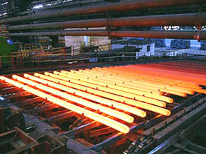 Iran crude steel production surpasse 5 million tons in 4 months