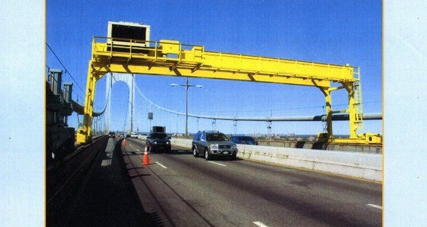 Use of Chinese made fabricated steel on Verrazano-Narrows Bridge project continues to spark concern