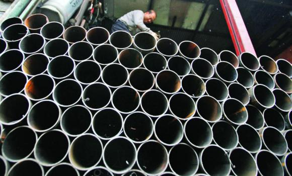 Egypt's steel industry files anti-dumping claim against imports