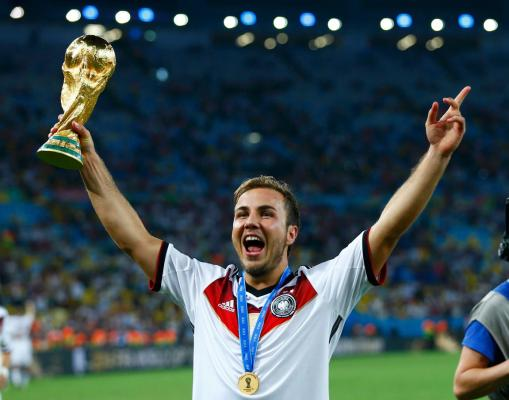 Germany Claim Fourth World Cup Glory