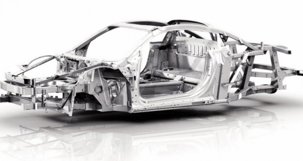 Aluminium steals a march on steel in cars