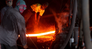Australia's Miners Will Be Happy With China's Steel Production