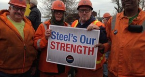 Commerce Department places duties on foreign steel dumped in the U.S.