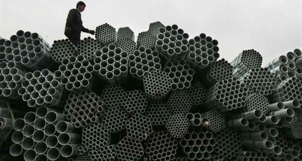 How tough is it to sell steel?