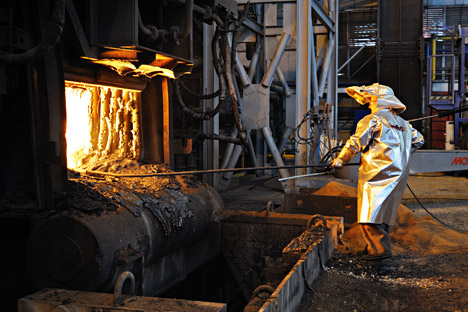 Russian steel giants shift focus to domestic markets