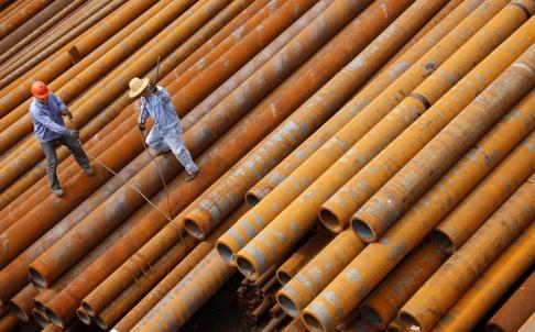 EU considers keeping Chinese steel pipe tariffs