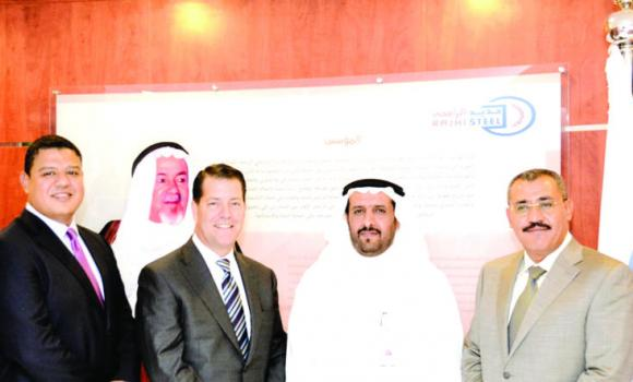 Rajhi Steel, CommVault move toward comprehensive partnership
