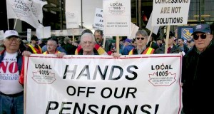 Some Good News for US Steel Canada Pensioners