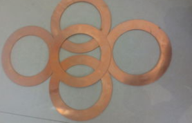 Semi-metallic gaskets (also known as metal composite gaskets)