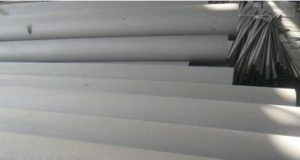 Study on extrusion process of UNS S32750 super duplex stainless steel seamless pipe