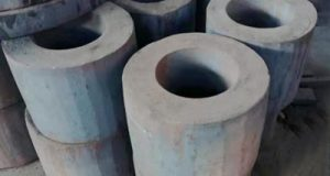 How to design the size of axial positioning pipe sleeve forgings?