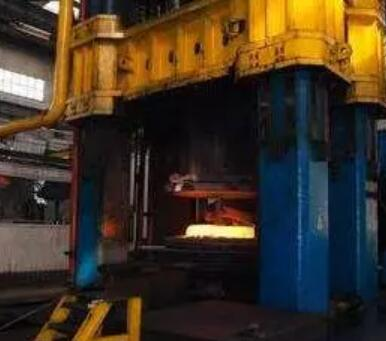 Influence of forging on metal structure and properties of forged flanges and its defects