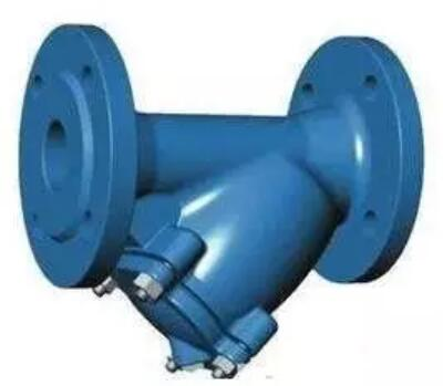 Selection and application of strainer