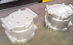 What is sand blasting