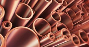 Installation and connection of copper pipes